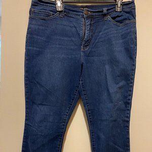 LEE SLIMMING FIT SKINNY LEG Jeans Sz 14S